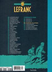 Verso de Lefranc - La Collection (Hachette) -IV- Le mur de l'Atlantique