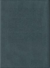 Verso de Les chefs-d'œuvre de Lovecraft -3- Dans l'Abîme du temps