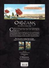 Verso de Orléans -1- Des Carnutes à Jeanne d'Arc - De 53 av. J.-C. à 1429
