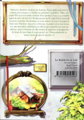 Verso de La malédiction de Loki -2- Tome 2