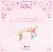 Verso de Lou ! (Neel) -1- Le petit monde de Lou ! - Danse de la joie !