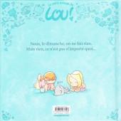 Verso de Lou ! (Neel) -2- Le petit monde de Lou ! - Un dimanche de rien du tout