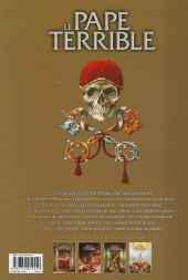 Verso de Le pape terrible -1a2019- Della Rovere