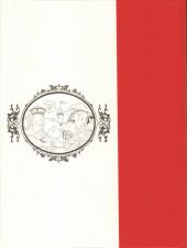 Verso de Le château des Animaux -1TT- Miss Bengalore
