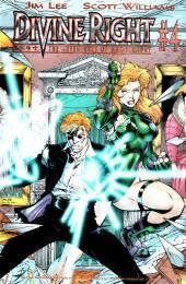 Verso de Wildcore (DC comics - 1997) -1VC- Issue #1