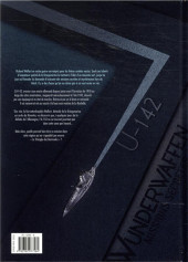 Verso de Wunderwaffen Missions secrètes -1- Le U-Boot fantôme