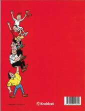 Verso de Bob et Bobette (Publicitaire) -Kruidvat1- Môsieur dents longues