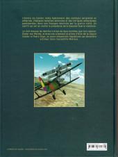 Verso de L'ombre du Condor -1- 1936. Duel sous le ciel d'Espagne