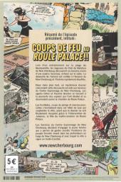 Verso de New Cherbourg Stories -2- Dans le ventre du Lala Bama