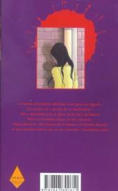 Verso de La femme défigurée -2-  Tome 2
