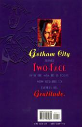 Verso de Batman/Two-Face: Crime and Punishment (1995) - Batman/Two-Face: Crime and Punishment