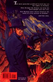 Verso de Batman/Demon (1996) - Batman/Demon