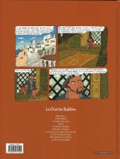 Verso de Le chat du Rabbin -9- La Reine de Shabbat