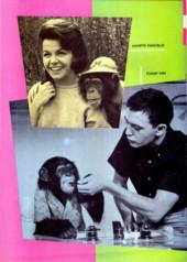 Verso de Movie comics (Gold Key) -510- Walt Disney's Merlin Jones as The Monkey's Uncle