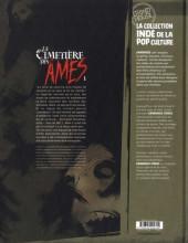 Verso de Le cimetière des Âmes - Le Cimetière des Âmes