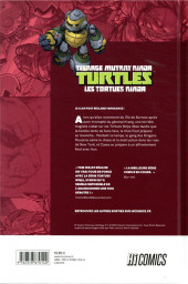 Verso de Teenage Mutant Ninja Turtles - Les Tortues Ninja (HiComics) -8- Vengeance - Première Partie