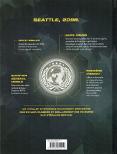 Verso de Optic Squad -1- Mission Seattle