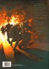 Verso de Cross Fire -1- Opération Judas