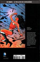 Verso de DC Comics - Le Meilleur des Super-Héros -105- Wonder Woman - Liens de Sang