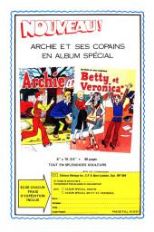 Verso de Josie (Éditions Héritage) -31- Aspect trompeur