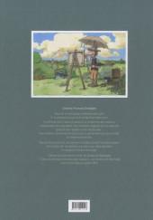 Verso de Le jardin de Daubigny - Le Jardin de Daubigny