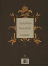 Verso de Le boiseleur -1- Les mains d'Illian
