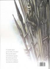 Verso de La cathédrale des Abymes -3- Quand vient le sage...