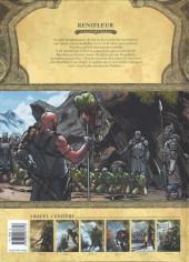 Verso de Orcs & Gobelins -8- Renifleur