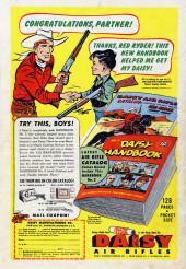 Verso de All Winners (puis All-Western Winners et Western Winners) (Timely/Atlas/Marvel - 1948) -4- Black Rider -- Unmasked!