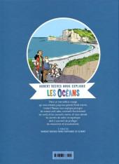 Verso de Hubert Reeves nous explique -3- Les Océans
