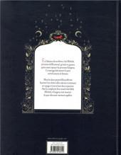 Verso de Maléfices - Les contes d'Alombrar