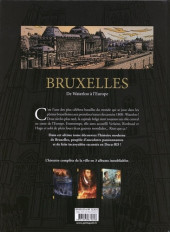 Verso de Bruxelles -3- De Waterloo à l'Europe