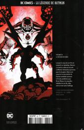 Verso de DC Comics - La légende de Batman -5576- Le Retour de Robin