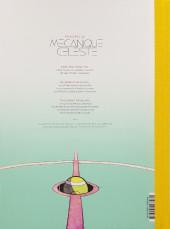 Verso de Mécanique céleste - Tome TL