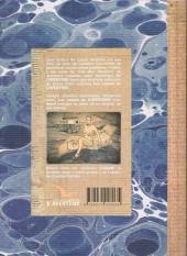 Verso de Les carnets de l'aventure -2- Eden