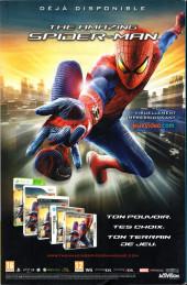 Verso de Avengers (Marvel France - 2012) [2] -1- H.A.M.M.E.R Rassemblement