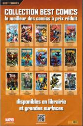 Verso de Avengers (Marvel France - 2012) [2] -2- Créatures féroces