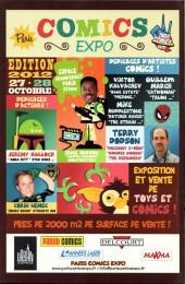 Verso de Avengers (Marvel France - 2012) [2] -3- Zodiaque