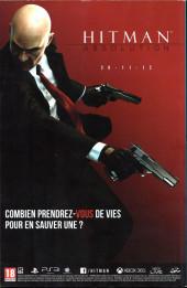 Verso de Avengers (Marvel France - 2012) [2] -5- Douche froide