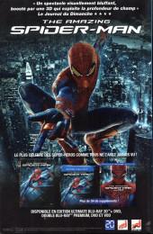 Verso de Avengers (Marvel France - 2012) [2] -6- Une nuit à Madripoor