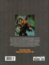 Verso de Savage Sword of Conan (The) - La Collection (Hachette) -50- La colère de crom