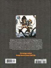Verso de Savage Sword of Conan (The) - La Collection (Hachette) -51- L'appel des ombres mugissantes