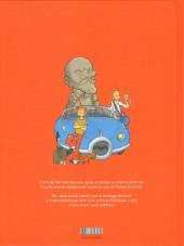 Verso de Spirou et Fantasio (Une aventure de.../Le Spirou de...) -16- Spirou à Berlin