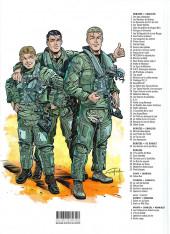 Verso de Buck Danny -57- Opération Vektor