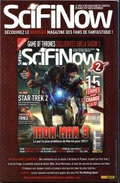 Verso de Avengers (Marvel France - 2012) [2] -11- Rêve brisé