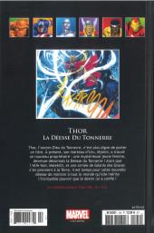 Verso de Marvel Comics - La collection (Hachette) -142107- Thor - La Déesse du Tonnerre