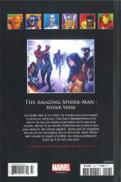Verso de Marvel Comics - La collection (Hachette) -143105- The Amazing Spider-Man - Spider-Verse