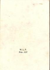 Verso de El Bravo (Mon Journal) -Rec16- Album N°16 (du n°46 au n°48)
