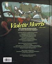 Verso de Violette Morris, à abattre par tous moyens -2- Deuxième comparution