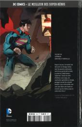 Verso de DC Comics - Le Meilleur des Super-Héros -104- Superman - Monstres et Merveilles